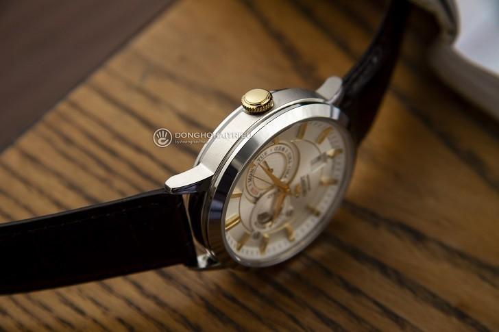 Đồng hồ Orient FET0P004W0 automatic, trữ cót lên đến 40 giờ - Ảnh 3