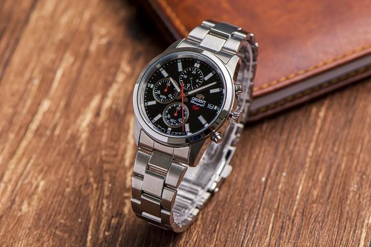 Đồng hồ Orient FKU00002B0 trang bị tính năng Chronograph - Ảnh 1