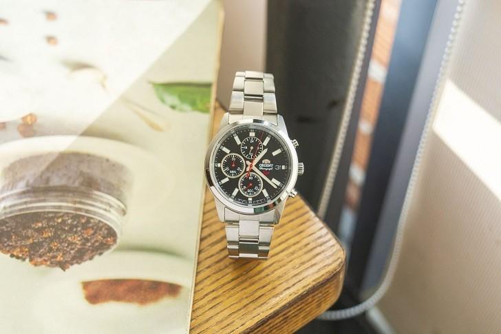 Đồng hồ Orient FKU00002B0 trang bị tính năng Chronograph - Ảnh 2