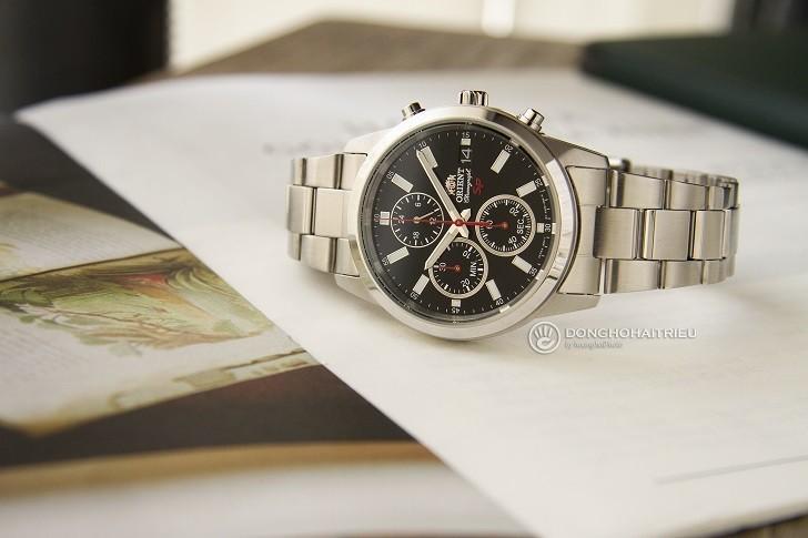 Đồng hồ Orient FKU00002B0 trang bị tính năng Chronograph - Ảnh 4