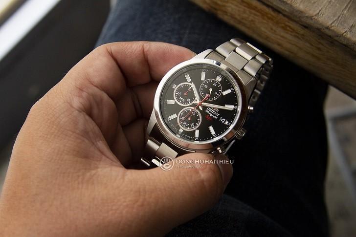 Đồng hồ Orient FKU00002B0 trang bị tính năng Chronograph - Ảnh 5