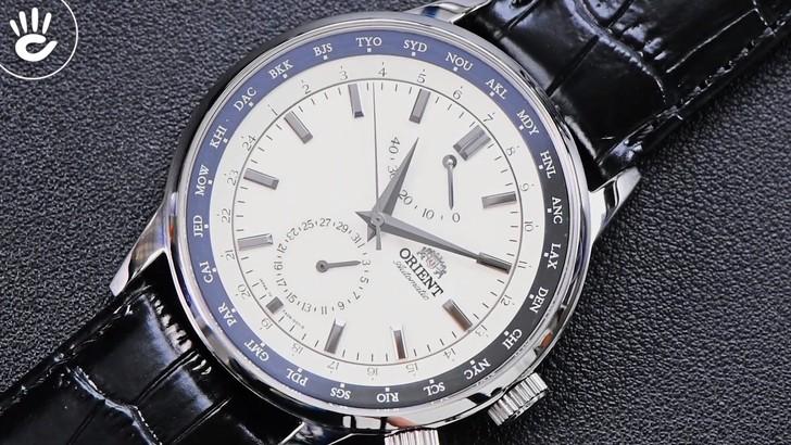 Đồng hồ Orient SFA06003Y0 Automatic, trữ cót đến 40 giờ - Ảnh 2