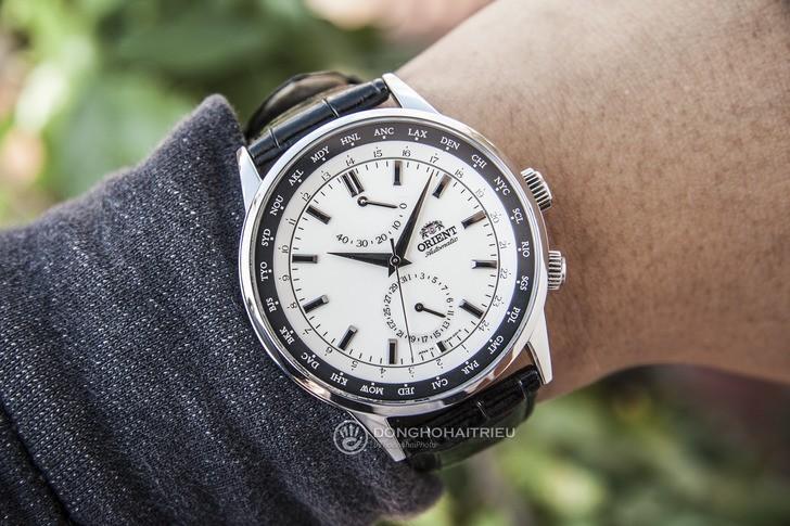 Đồng hồ Orient SFA06003Y0 Automatic, trữ cót đến 40 giờ - Ảnh 3