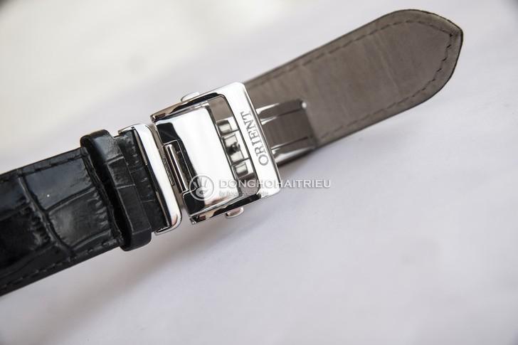 Đồng hồ Orient SFA06003Y0 Automatic, trữ cót đến 40 giờ - Ảnh 4