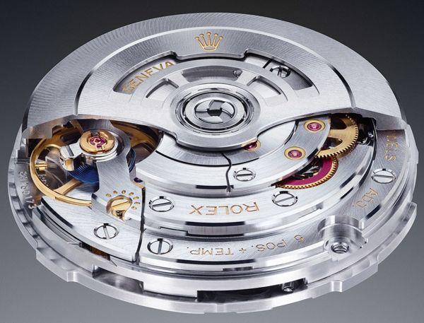 """Tuyệt Chiêu """"Chạy"""" Siêu Chính Xác Của Đồng Hồ Rolex: Superlative Chronometer Máy 3255 Day Date 40"""