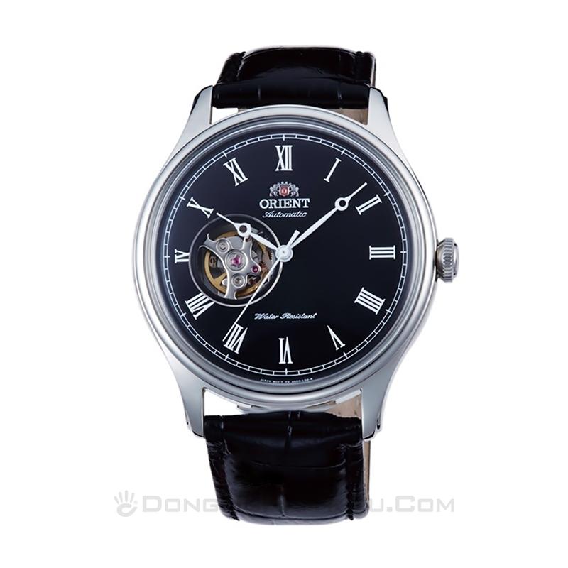 Top 15 đồng hồ Open Heart từ 3 hãng hàng đầu Nhật Bản - Ảnh: Orient FAG00003B0