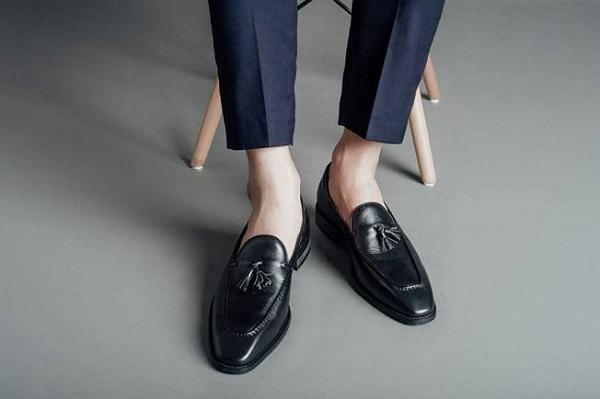 các kiểu giày da công sở nam 2