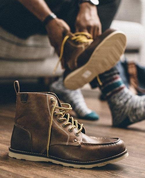 các kiểu giày da công sở nam 6