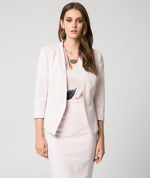cách tân các chi tiết thời trang công sở vest nữ 1