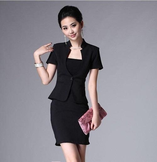 cách tân các chi tiết thời trang công sở vest nữ 2