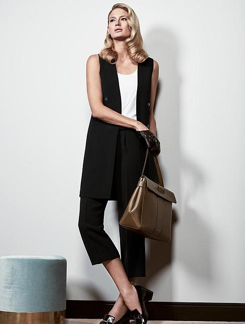 cách tân các chi tiết thời trang công sở vest nữ 3