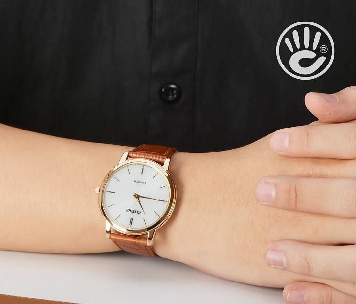 Đồng hồ nam Citizen AR1133-15A bộ máy năng lượng ánh sáng - Ảnh 2