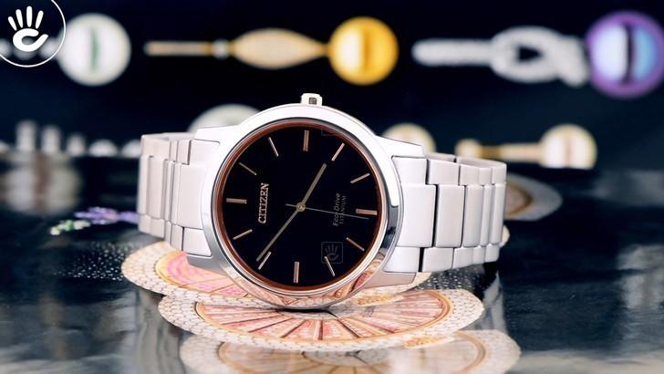 Đồng hồ nam Citizen AW2024-81E bộ máy năng lượng ánh sáng - Ảnh 1