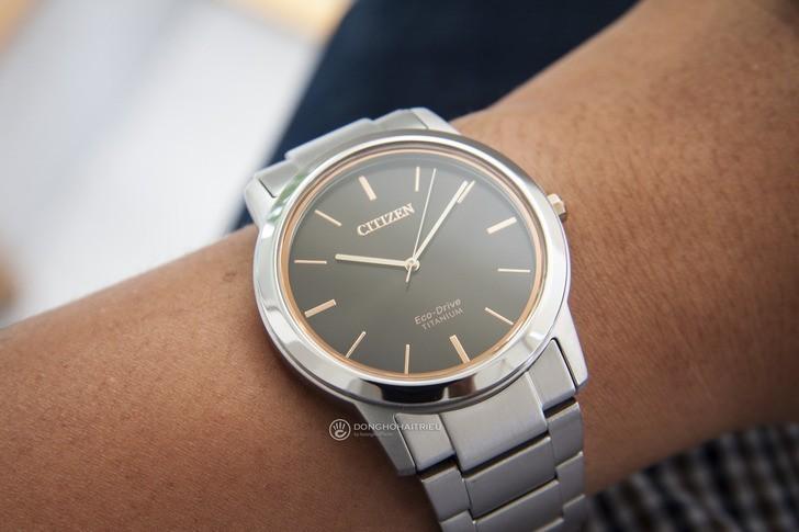 Đồng hồ nam Citizen AW2024-81E bộ máy năng lượng ánh sáng - Ảnh 6