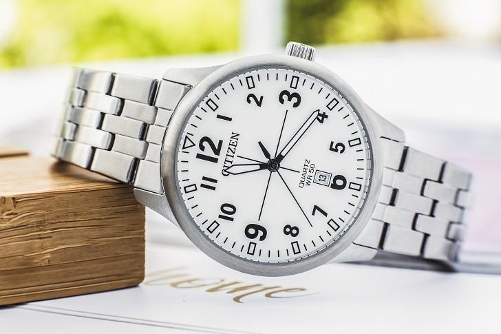 Đồng hồ nam Citizen BI1050-81B giá rẻ, thay pin miễn phí - Ảnh 1