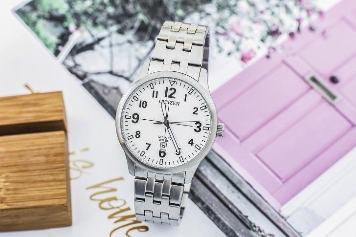 Đồng hồ nam Citizen BI1050-81B giá rẻ, thay pin miễn phí - Ảnh 2