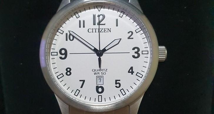 Đồng hồ nam Citizen BI1050-81B giá rẻ, thay pin miễn phí - Ảnh 5