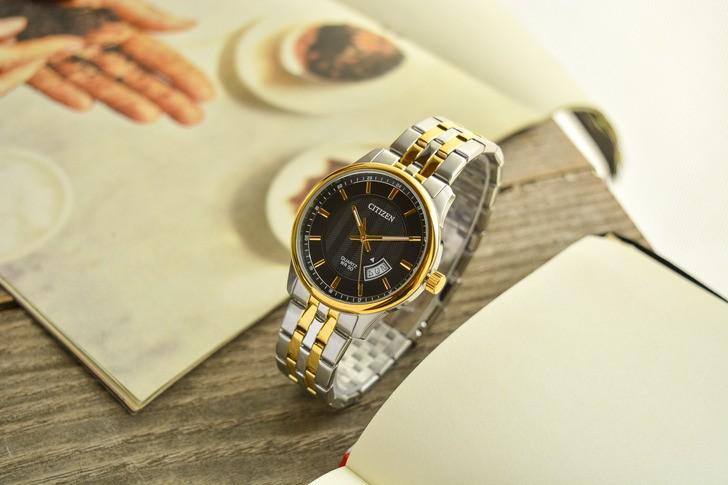 Đồng hồ Citizen BI1054-80E giá rẻ, được thay pin miễn phí - Ảnh 2