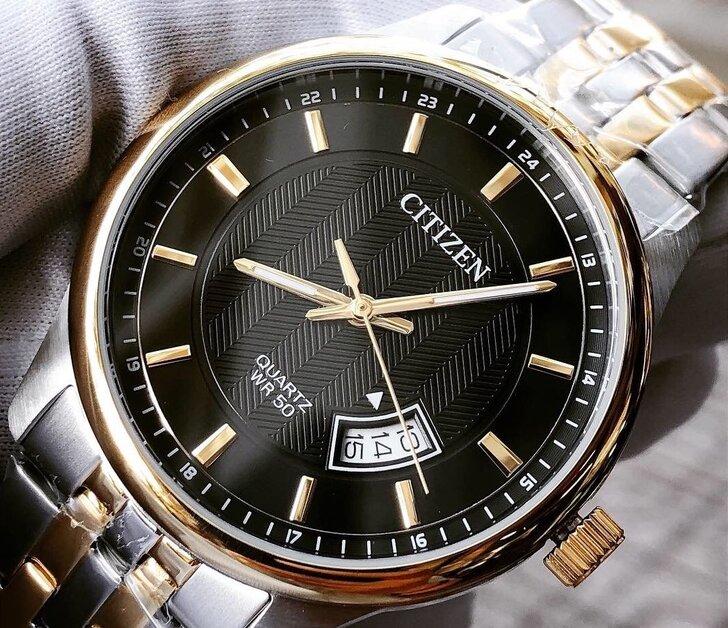 Đồng hồ Citizen BI1054-80E giá rẻ, được thay pin miễn phí - Ảnh 3