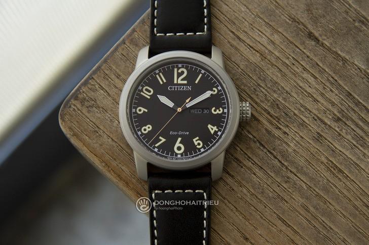 Đồng hồ Citizen BM8471-01E năng lượng ánh sáng độc quyền - Ảnh 1