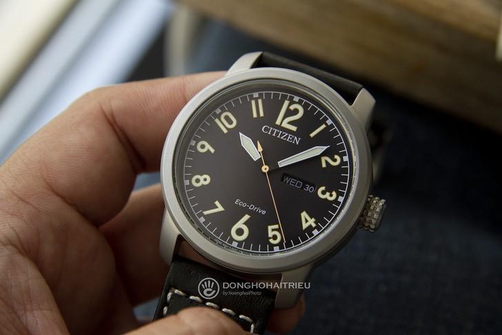 Đồng hồ Citizen BM8471-01E năng lượng ánh sáng độc quyền - Ảnh 2