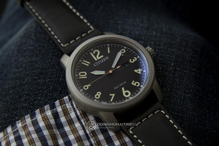 Đồng hồ Citizen BM8471-01E năng lượng ánh sáng độc quyền - Ảnh 3