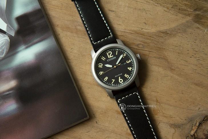Đồng hồ Citizen BM8471-01E năng lượng ánh sáng độc quyền - Ảnh 5