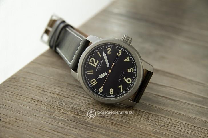 Đồng hồ Citizen BM8471-01E năng lượng ánh sáng độc quyền - Ảnh 6