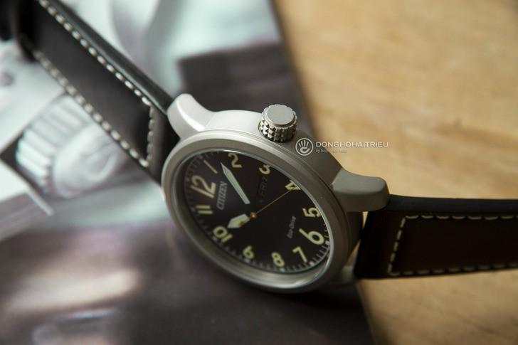 Đồng hồ Citizen BM8471-01E năng lượng ánh sáng độc quyền - Ảnh 8