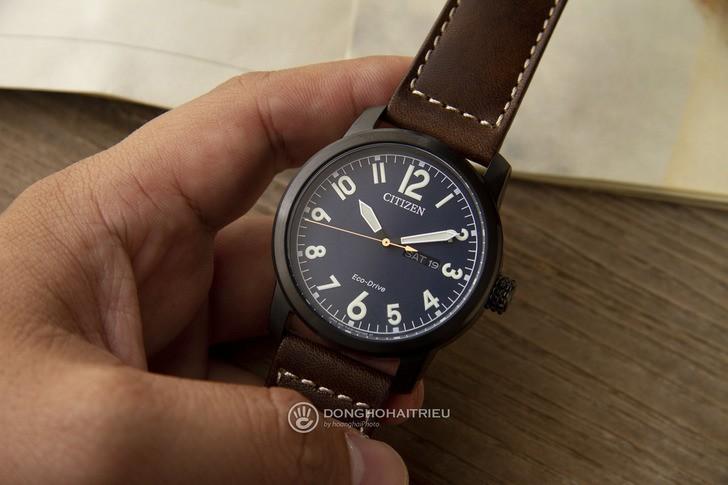 Đồng hồ Citizen BM8478-01L năng lượng ánh sáng độc quyền - Ảnh 3
