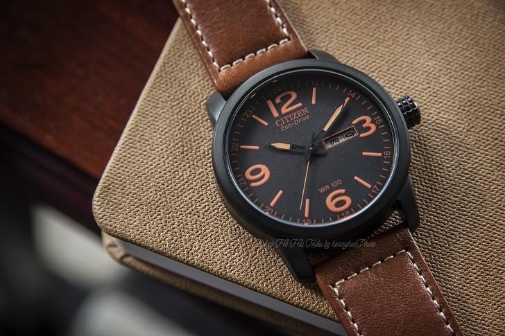 Đồng hồ Citizen BM8475-26E máy Eco-Drive bán chạy nhất của hãng - Ảnh: 4