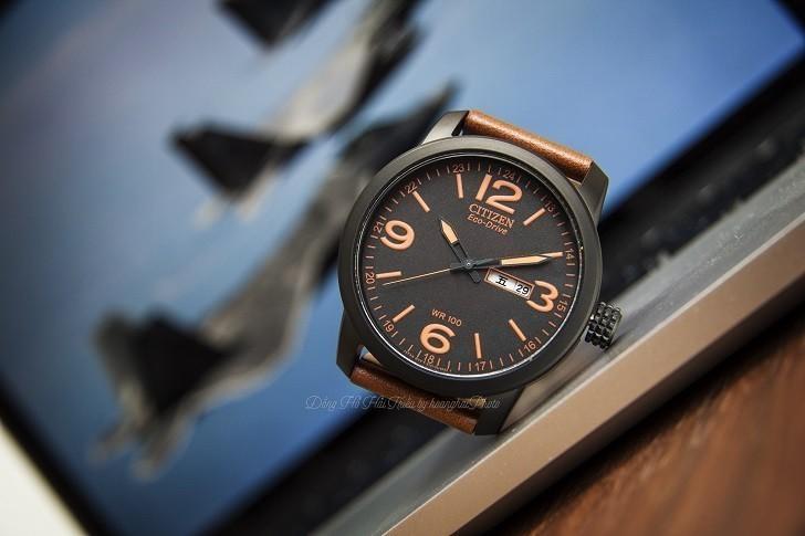 Đồng hồ Citizen BM8475-26E máy Eco-Drive bán chạy nhất của hãng - Ảnh: 6