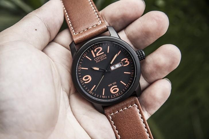Đồng hồ Citizen BM8475-26E máy Eco-Drive bán chạy nhất của hãng - Ảnh: 7