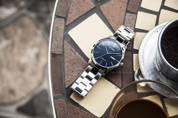 Đồng hồ Citizen NH8350-83L automatic, trữ cót trên 40 giờ - Ảnh 1