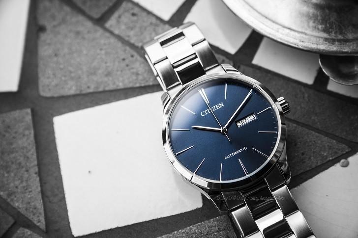 Đồng hồ Citizen NH8350-83L automatic, trữ cót trên 40 giờ - Ảnh 2