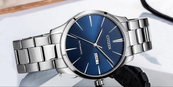 Đồng hồ Citizen NH8350-83L automatic, trữ cót trên 40 giờ - Ảnh 3