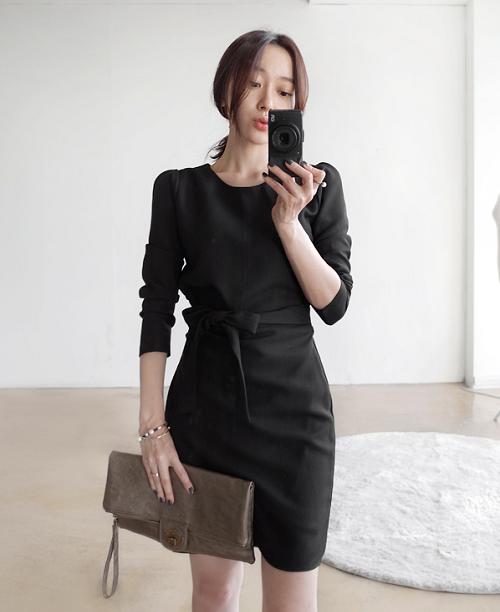 điều gì làm nên ưu thế của váy công sở hàn quốc 15