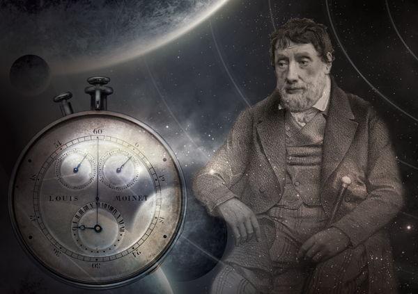 Lịch Sử Đồng Hồ Bấm Giờ Thể Thao – Chronograph, Một Trong Những Phát Minh Vĩ Đại Nhất (Phần 1) Louis Moinet