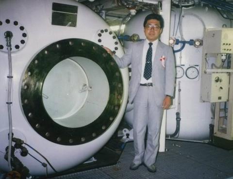 Lịch Sử Đồng Hồ Seiko Tuna, Tượng Đài Lặn Biển Sâu Của Nhật Bản Ikuo Tokunaga