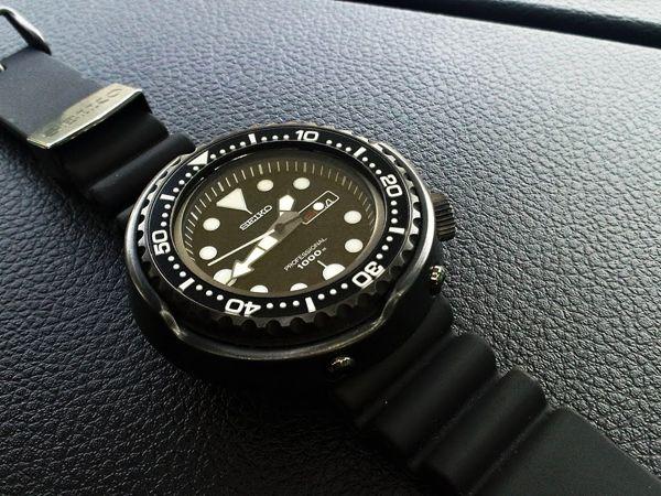 Lịch Sử Đồng Hồ Seiko Tuna, Tượng Đài Lặn Biển Sâu Của Nhật Bản DLC