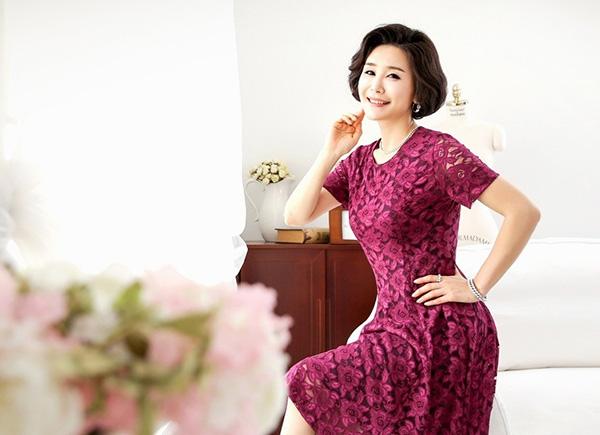 quần áo phụ nữ tuổi 50