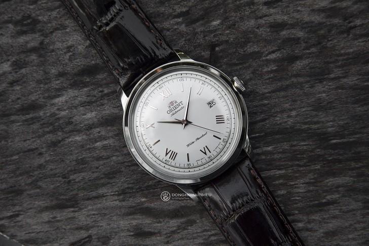 Đồng hồ Orient FAC00008W0 automatic, trữ cót hơn 40 giờ - Ảnh 1