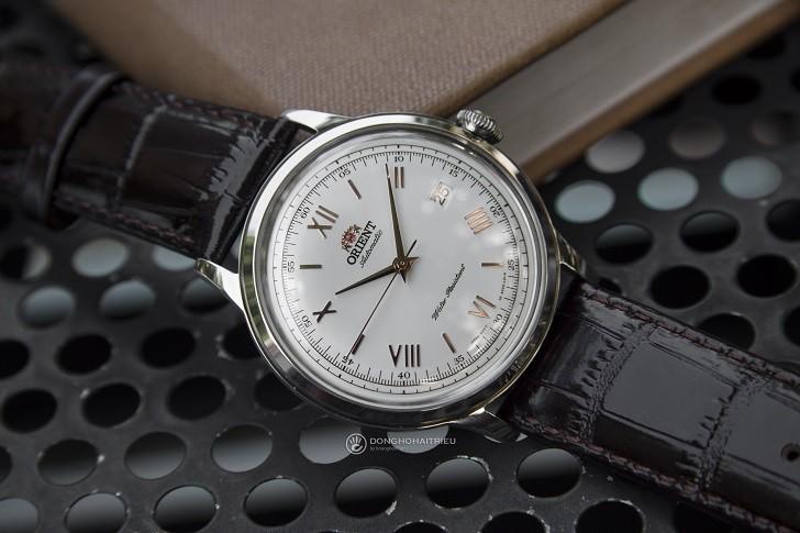 Đồng hồ Orient FAC00008W0 automatic, trữ cót hơn 40 giờ - Ảnh 3