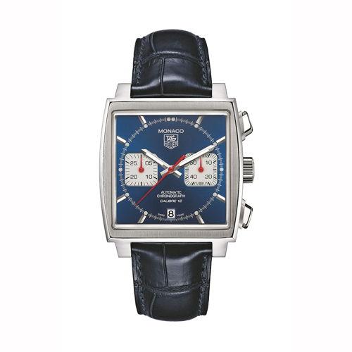Phát Hiện Sở Thích Đeo Đồng Hồ Của 25 Người Nổi Tiếng Ở Hollywood TAG Heuer Monaco Calibre 12 Chronograph của Patrick Dempsey