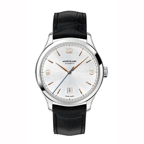 Phát Hiện Sở Thích Đeo Đồng Hồ Của 25 Người Nổi Tiếng Ở Hollywood Montblanc Heritage Chronometrie của Rami Malek