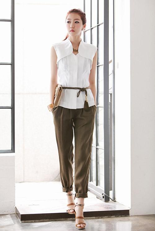 quần áo công sở nữ mùa hè 10