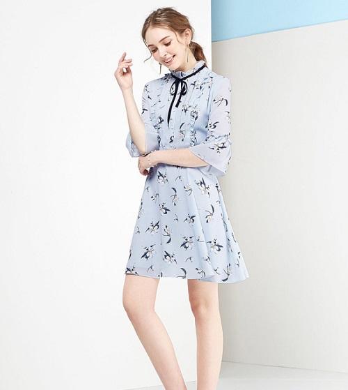 quần áo công sở nữ mùa hè 5