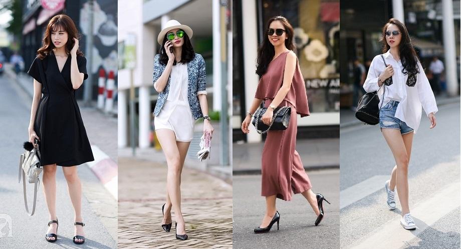 quần áo công sở nữ mùa hè