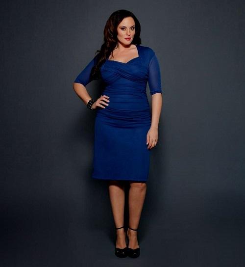 quy tắc thời trang công sở cho người béo 5