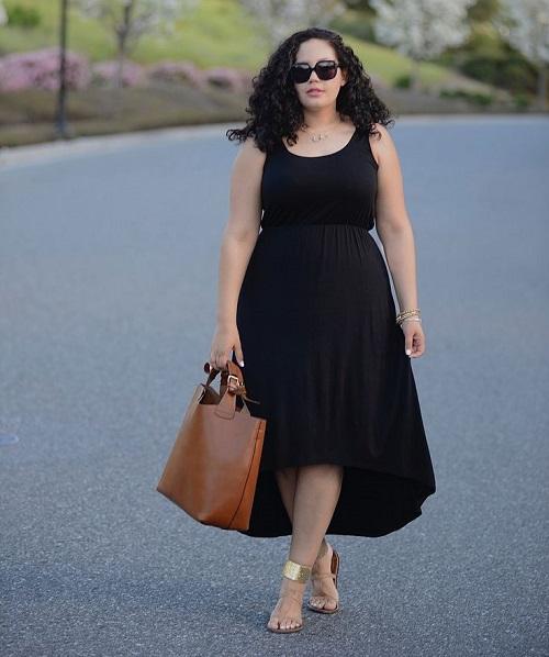 thời trang công sở cho người béo 1.8